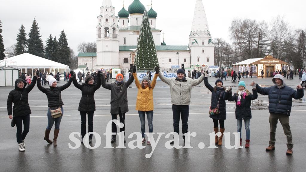 Школьные экскурсии по Ярославлю