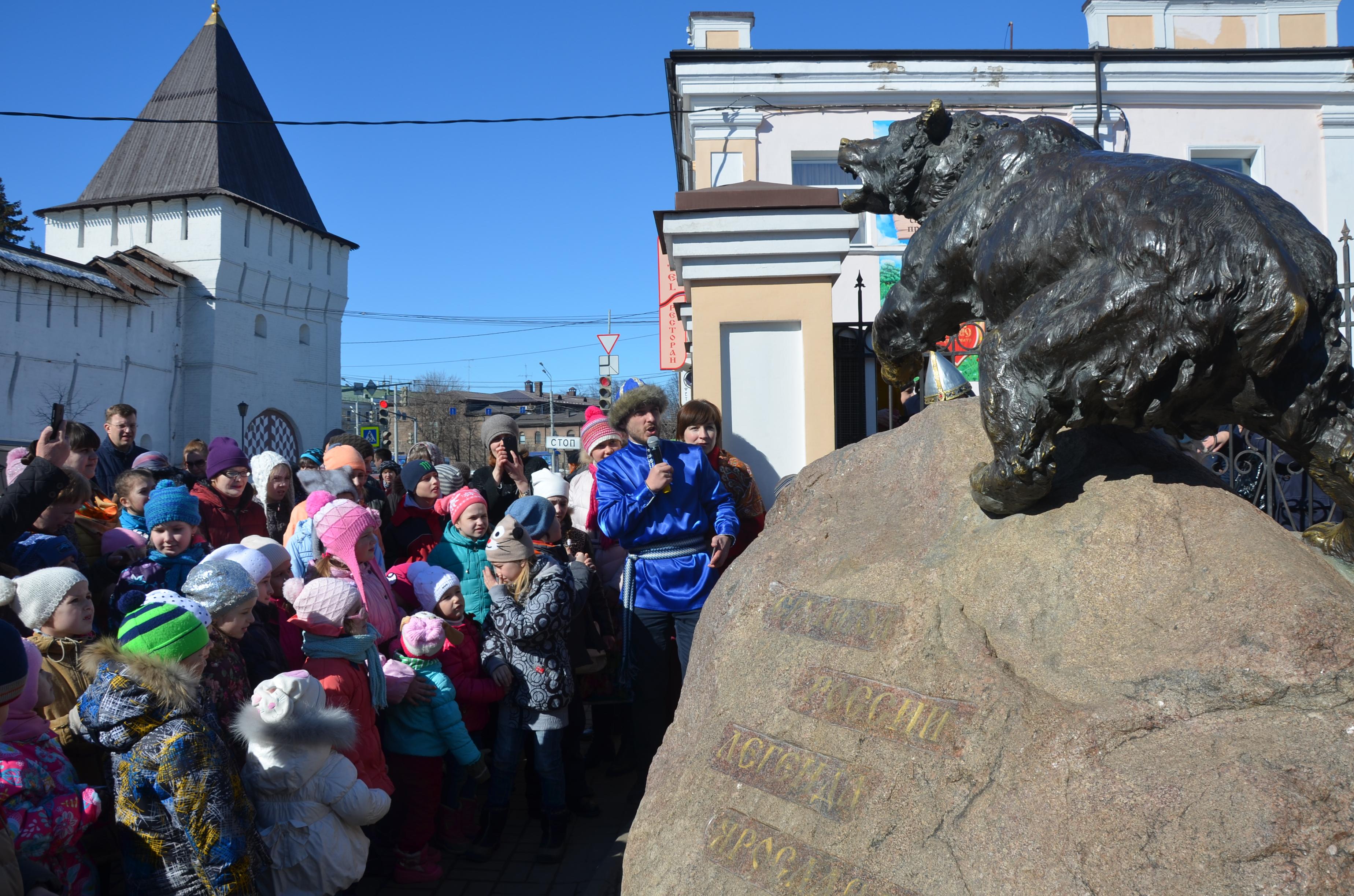 Фестивали и праздники в Ярославле и Ярославской области в 2021 году