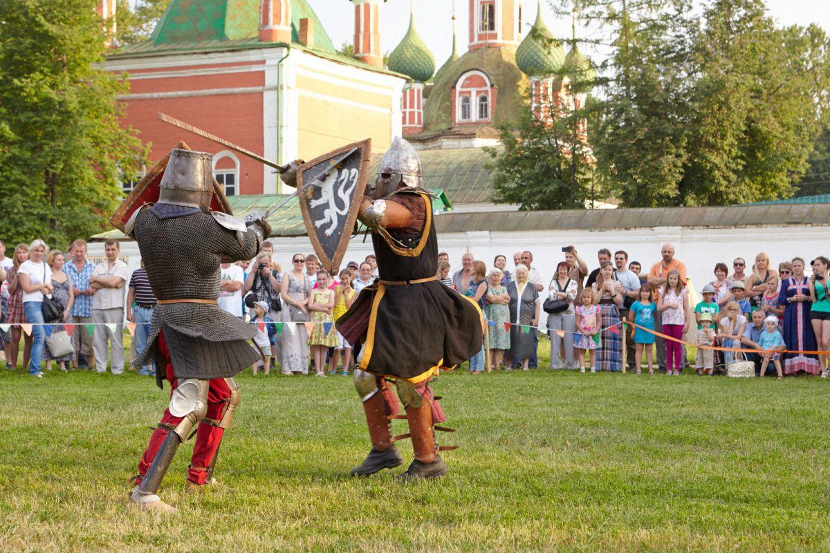 Событийный туризм. Фестивали и праздники Ярославской области. Лето  2019.
